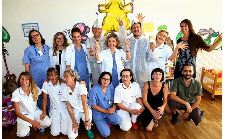 I fondi raccolti da «La Centrale-Imola Summer Fest» sono stati donati alla Neonatologia della Pediatria di Imola