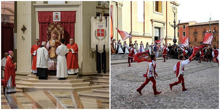 San Cassiano 2018, le immagini più belle tra sacro e pagano. IL VIDEO