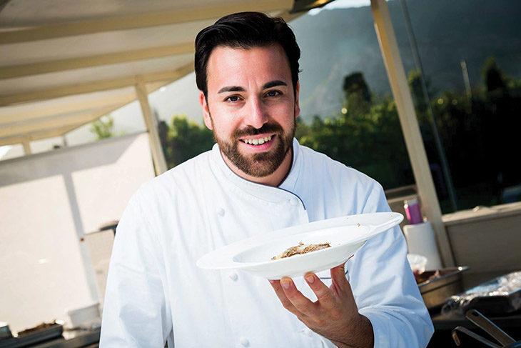 Max Mascia, chef del ristorante San Domenico di Imola, tra ricordi, idee e nuovi progetti