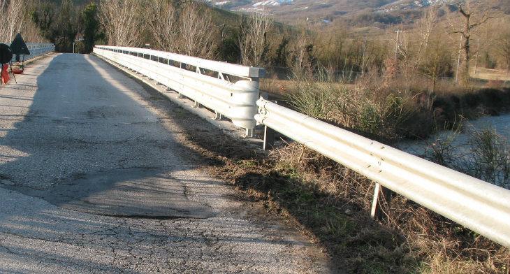 Castel San Pietro, la Regione stanzia 240 mila euro per il ponte di via Mingardona, nella frazione di Molino Nuovo