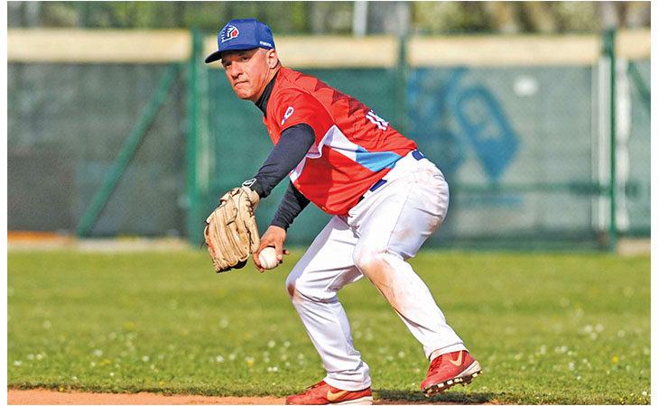 Baseball A2, il venezuelano dei Redskins Camilo Rumenos sogna la promozione