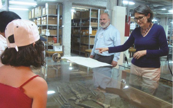 Musei, viaggio nel patrimonio archeologico di Imola conservato nel complesso di Sante Zennaro