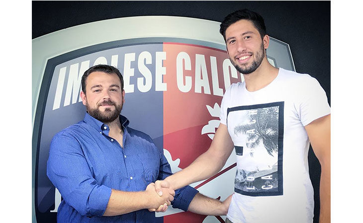Futsal serie B, l'Imolese si colora… d'azzurro con l'arrivo di Mauro Castagna