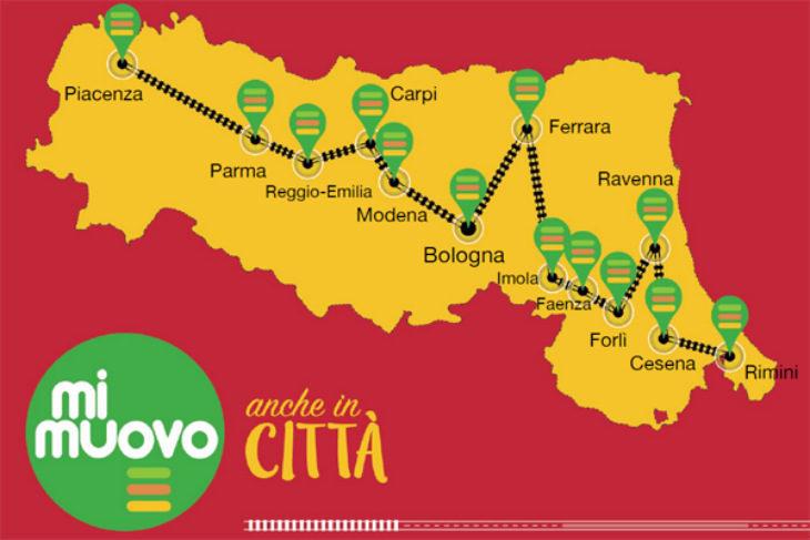 """Dal 1° settembre il nuovo abbonamento """"Mi muovo anche in città'. La Regione chiede a Trenitalia di organizzarsi meglio"""