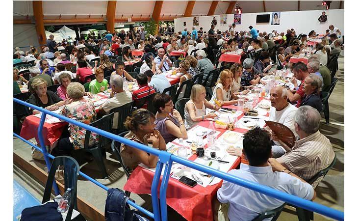 Musica, sport e tanto buon cibo alla Festa della Tozzona. IL VIDEO