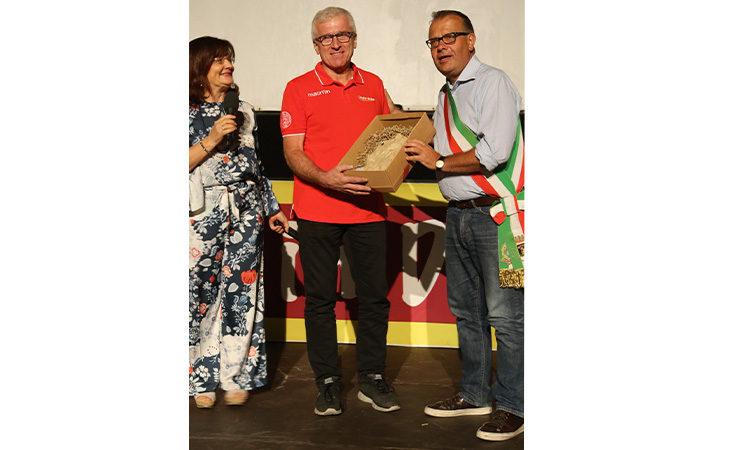 «Castellano dell'anno 2018», trionfo per Mauro Sassatelli del team Onda Solare