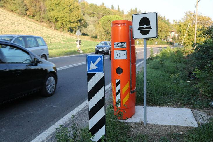 Autovelox, apparecchi in funzione dal 10 settembre sulla Montanara e a San Martino in Pedriolo