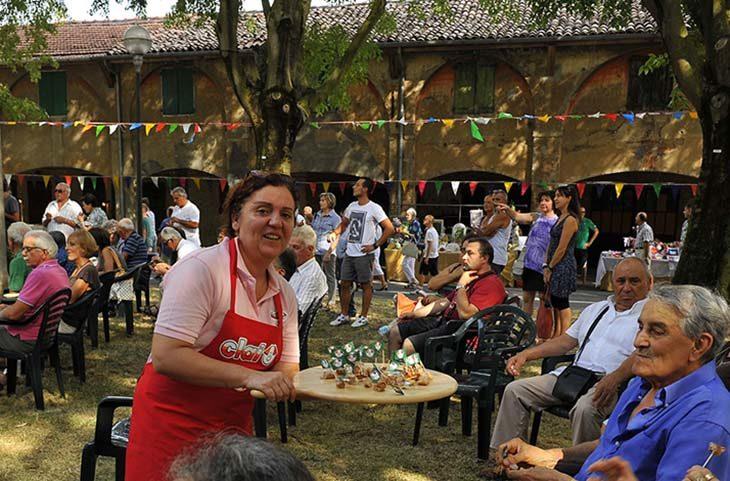 La Festa del Contadino della Clai porta a Sasso Morelli i sapori della tradizione
