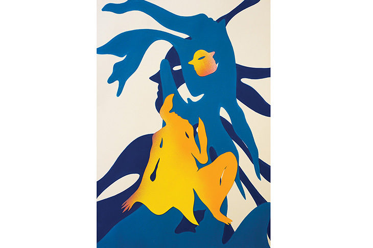 Nove artisti delle passate edizioni di RestArt in mostra da oggi alla galleria Tales Of Art