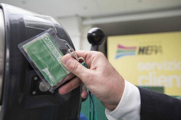 Raccolta rifiuti, dall'11 settembre ai mordanesi servirà la Carta Smeraldo per aprire i cassonetti