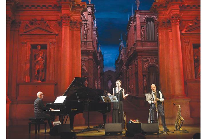Prima stagione invernale a Castel San Pietro per Emilia Romagna Festival con Zavalloni, Mercelli e Canino
