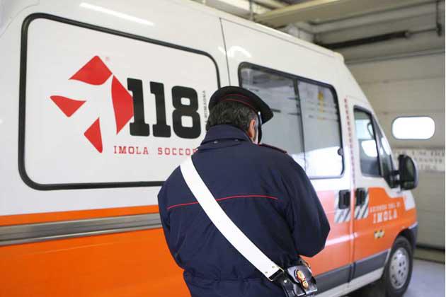 Grave scontro a Faenza, muore un motociclista di 36 anni di Imola