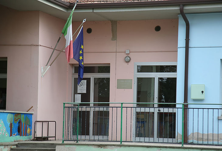 """Toscanella, lunedì 17 settembre l'inaugurazione della scuola materna ristrutturata """"Guido Rossa'"""