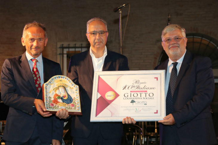 Premio 100% italiano, la Clai premia la Coop sociale Giotto che dà lavoro a disabili e detenuti