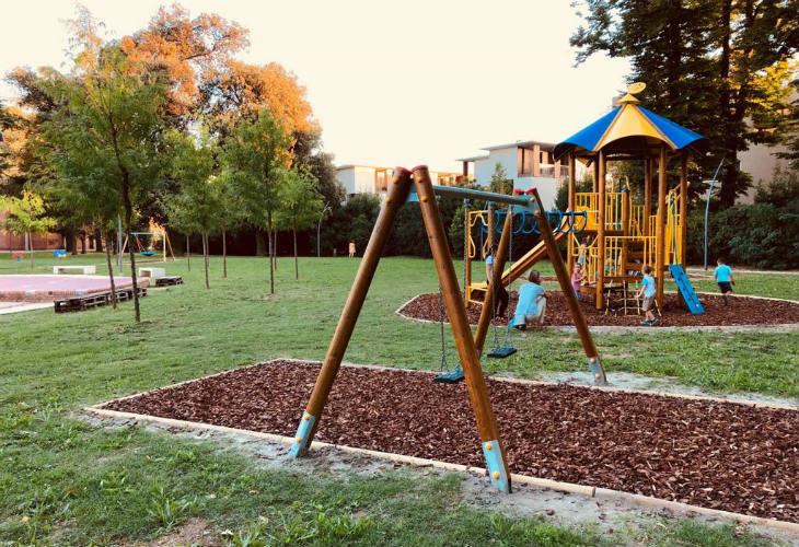 Imola, inaugura il 18 settembre alle 16.30 la nuova area giochi all'interno del parco dell'Osservanza