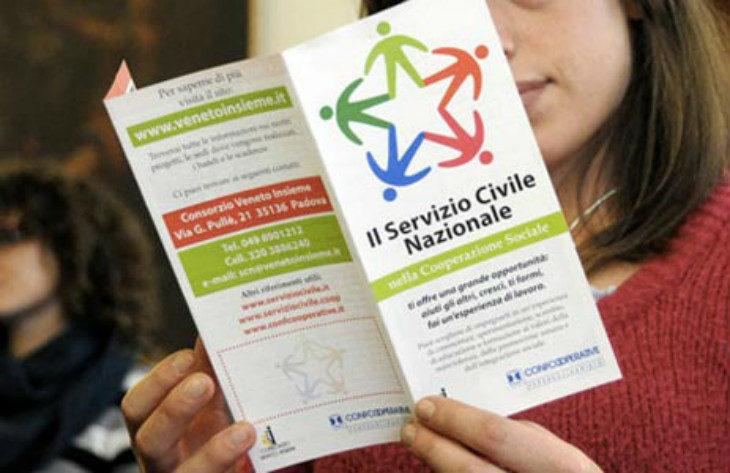 Servizio civile, 43 posti disponibili negli enti del circondario per ragazze e ragazze sotto i 29 anni