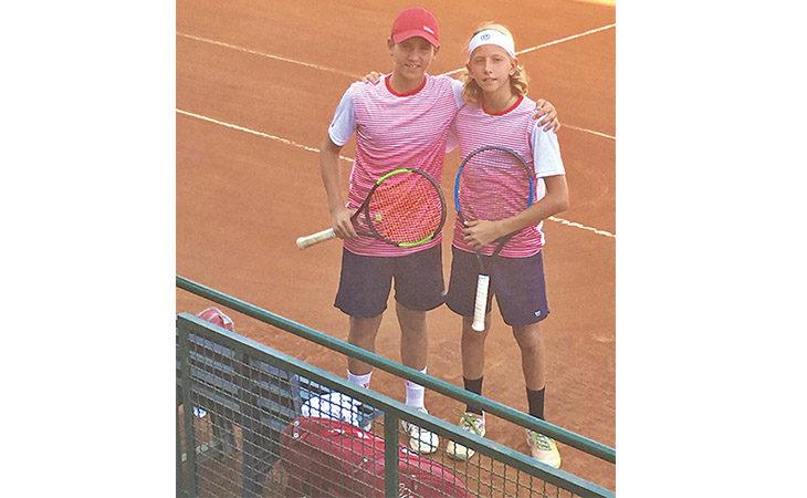 Tennis U14, il talento dell'imolese Enrico Baldisserri non si discute ma la Piatti Academy può attendere