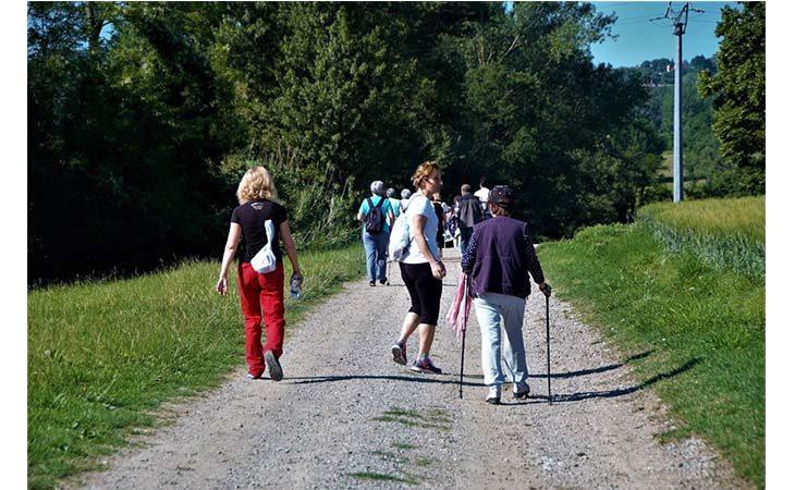 «Mens sana in corpore sano», tutti i mercoledì la camminata a Ozzano Emilia