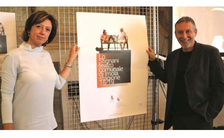 Il nuovo cartellone di prosa dello Stignani e il sogno della sindaca Sangiorgi: «Teatro aperto anche d'estate»