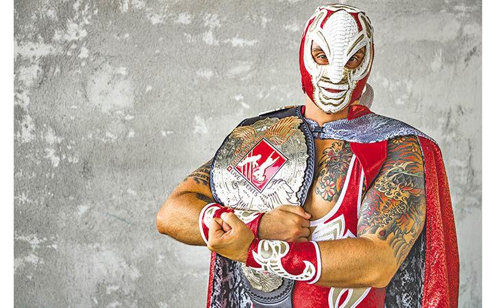 Wrestling, titolo europeo in palio a Forlì per Red Scorpion nella «Notte dei Campioni»
