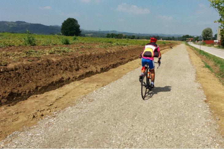 Oggi l'inaugurazione della ciclabile Ozzano-San Lazzaro realizzata con i fondi del Bando periferie
