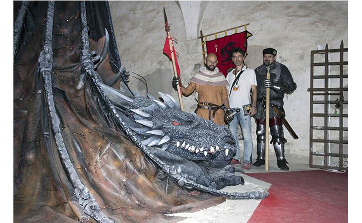 FantastiKa '18, migliaia di visitatori hanno preso d'assalto Dozza per l'evento fantasy dell'anno. IL VIDEO