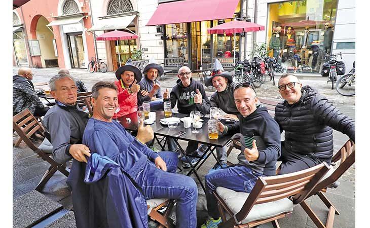 Ciclismo, un Coppolillo… mondiale ha pedalato fino a Innsbruck