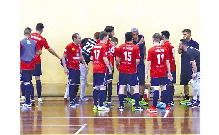 Futsal B, domani la prima di campionato per l'Imolese Kaos