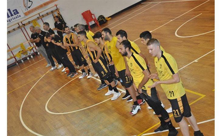 Basket C Gold, la Vsv Imola «stecca» l'esordio a Fiorenzuola