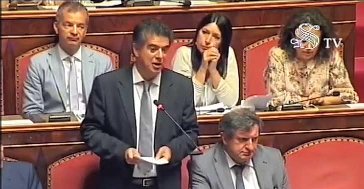 Il senatore Daniele Manca (Pd) sulla manovra del Governo: «Assistenzialismo e debiti, film già visto»