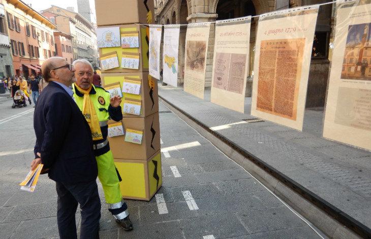 Io non rischio: la campagna della Protezione Civile in piazza a Imola sabato 13 ottobre