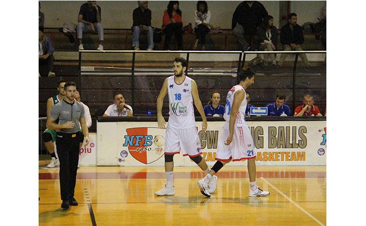 Basket B, la Sinermatic Ozzano  c'ha preso gusto e supera anche Lugo
