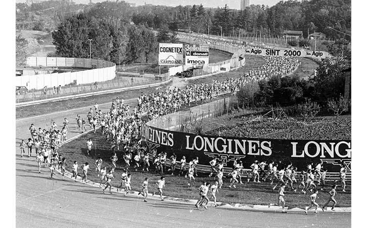 Dall'alba ai Tre Monti, i 50 anni di storia della famosa corsa podistica imolese