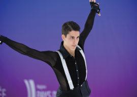 Pattinaggio, argento mondiale e oro europeo per il guelfese Alessandro Liberatore