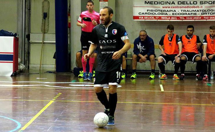 Futsal, vittoria e passaggio del turno per l'Imolese Kaos nella Coppa della Divisione