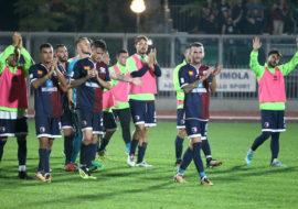 Si è vista l'Imolese più bella degli ultimi 30 anni, un 3-1 al Rimini che poteva essere molto più ampio