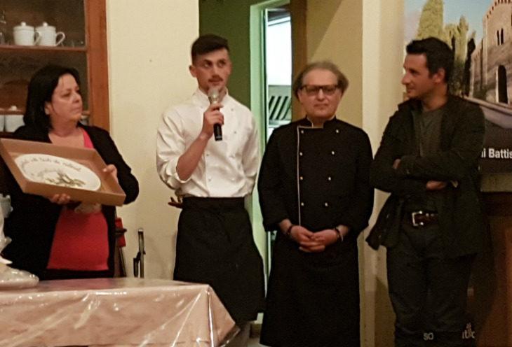 La zuppetta dell'Hostaria 900 trionfa al concorso legato alla Festa dei Frutti dimenticati di Casola Valsenio