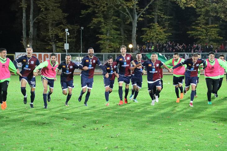 Imolese, 1-1 a Pesaro: un peccato, ma va bene così