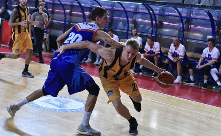 Basket C Gold, Zhytaryuk dice «33» e la Vsv vola contro Montecchio