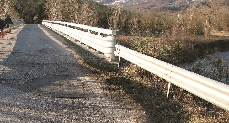 Tornerà transitabile entro la primavera 2019 il ponte sul Sillaro di via Mingardona tra Castello e Monterenzio