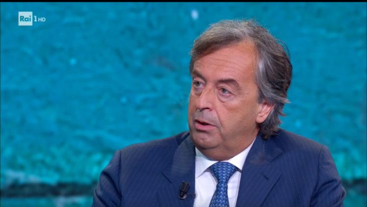 Il medico virologo Roberto Burioni a Imola
