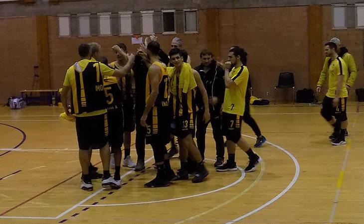 Basket C Gold, «centello» con lode per la Vsv Imola a Castelnovo Monti