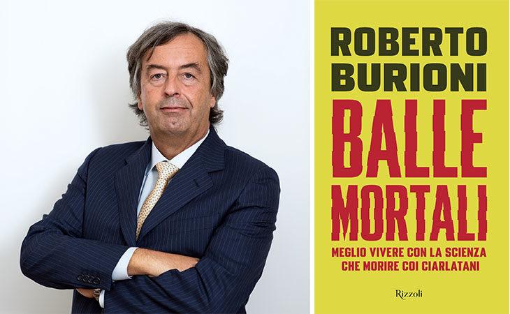 Roberto Burioni e le «Balle mortali» stasera a Imola, dai casi Di Bella e Stamina ai vaccini