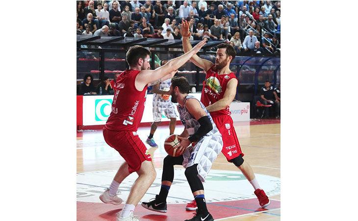 Basket A2, anche il marchio Tig sulla maglia da gioco de Le Naturelle Imola