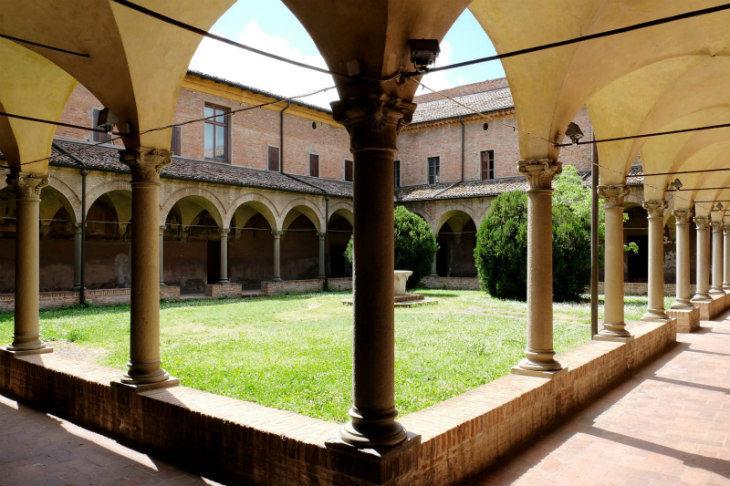 Il complesso monumentale dell'Osservanza: il 10 novembre presentazione del libro sulla storia e punto sui lavori in corso