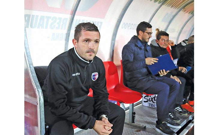 Calcio serie C, alla scoperta dell'allenatore in seconda dell'Imolese Massimiliano Sigolo