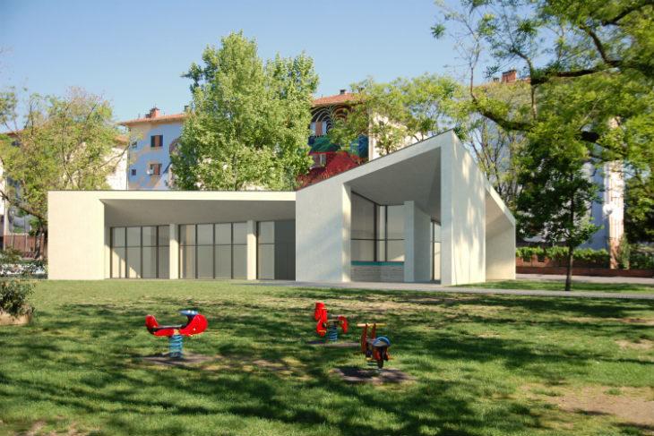 Aprirà a breve il cantiere per la costruzione del nuovo centro sociale Giovannini. Lavori affidati alla ditta Zini Elio