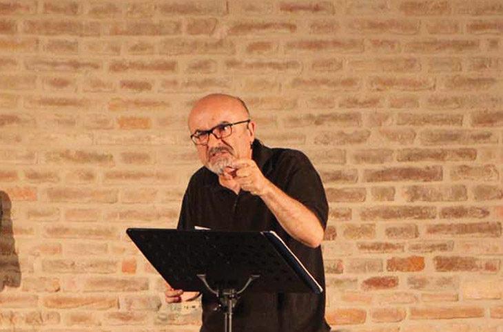 Ivano Marescotti ironizza sui modi di dire più comuni questa sera al Cassero