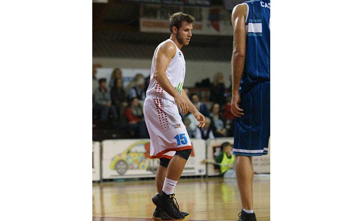 Basket serie B,  si ferma a tre la striscia di vittorie consecutive per la Sinermatic Ozzano