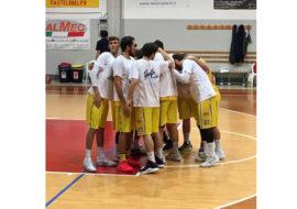 Basket C Gold, il finale punto a punto non premia Castel Guelfo